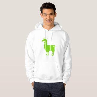 Green Llama Hoodie