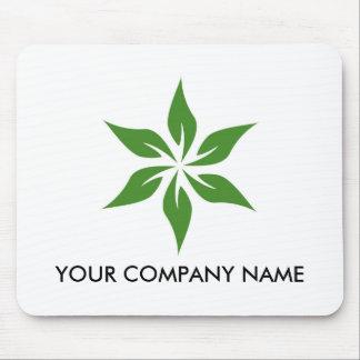 Green Logo 3 Customizable Mousepad