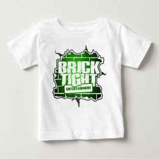 Green Logo on Front Baby T-Shirt