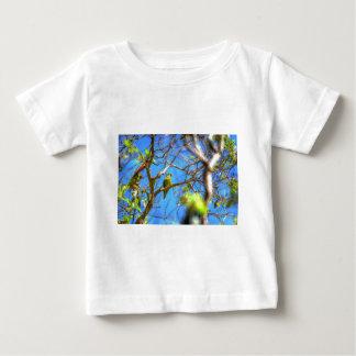 GREEN LORIKEET RURAL QUEENSLAND AUSTRALIA INFANT T-Shirt
