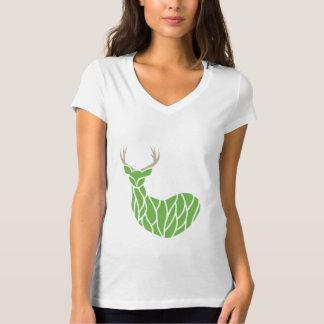 Green Love Dear Deer T-Shirt