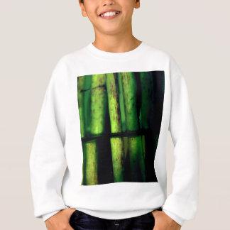 Green macro sweatshirt