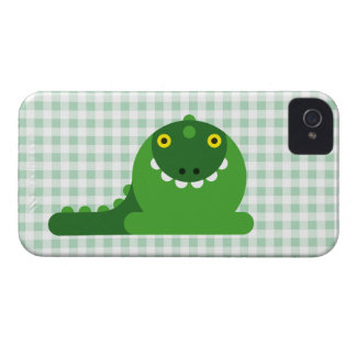 Green Mad Dragon Blackberry Bold Cover
