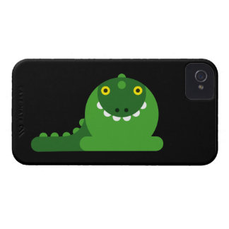 Green Mad Dragon Blackberry Bold Covers
