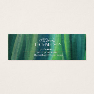 Magic business cards business card printing zazzle green magic business cards colourmoves Gallery