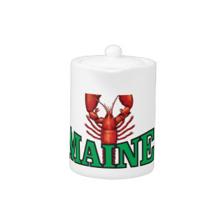 green Maine lobster