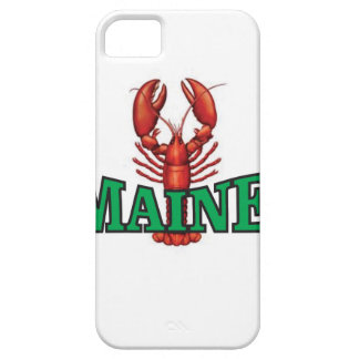 green Maine lobster iPhone 5 Cover