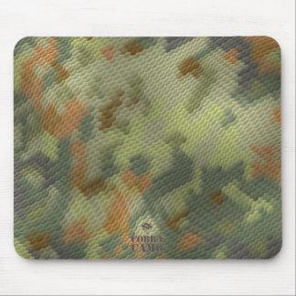 GREEN MAMBA by COBRA CAMO Mouse Pad