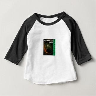 Green mammoth cave Kentucky Baby T-Shirt