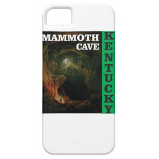 Green mammoth cave Kentucky Case For The iPhone 5