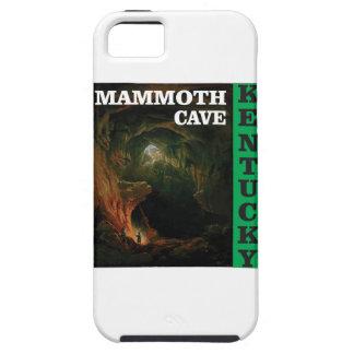 Green mammoth cave Kentucky iPhone 5 Case