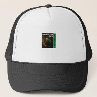 Green mammoth cave Kentucky Trucker Hat