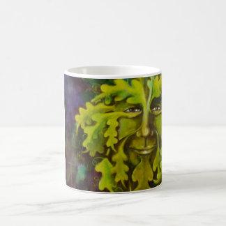 """"""" Green Man """"  11oz Mugs !"""