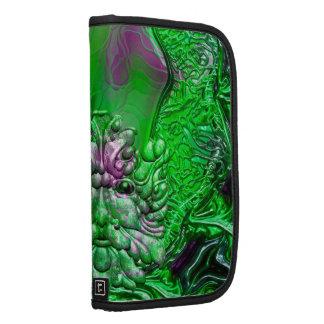 Green Man Mirror - Rickshaw Smartphone Folio Organizer