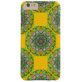 Green Mandala Kaleidoscope Phone Case