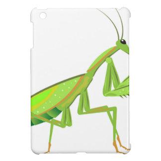 Green Mantis Vector iPad Mini Covers