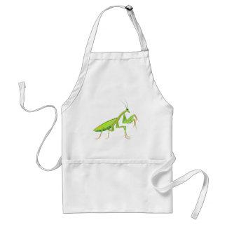 Green Mantis Vector Standard Apron