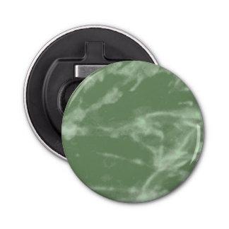 Green Marble Bottle Opener