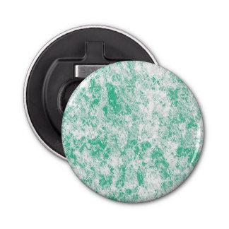 Green Marble Mesh Bottle Opener