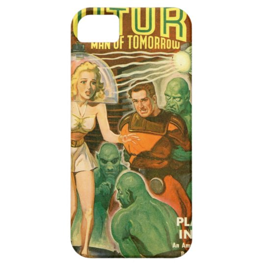 Green Meanies. iPhone 5 Cases