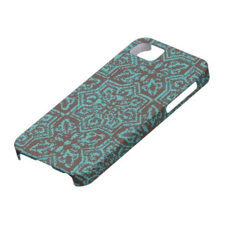 Green Middle EAstern Tie iPhone 5 Cases