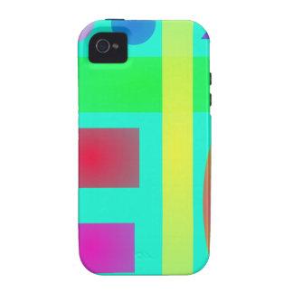 Green Minimalism iPhone 4/4S Case