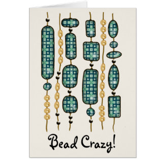 Green Mix & Match Collectables - 12 Greeting Card