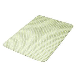 Green-Modern-Fresh-Fabric's-Bath-Bedding-Rugs Bath Mat