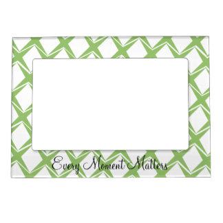 Green Moments Matter Magnetic Frame