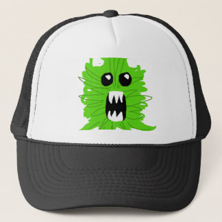 Green Monster Baby Apparel Trucker Hat