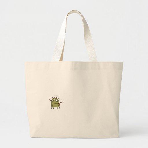 green monster bags