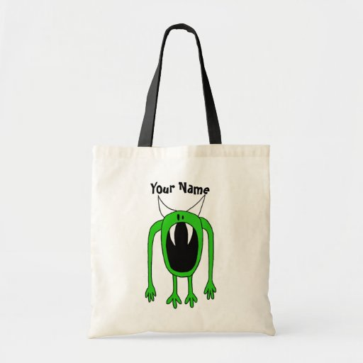 Green Monster Bag