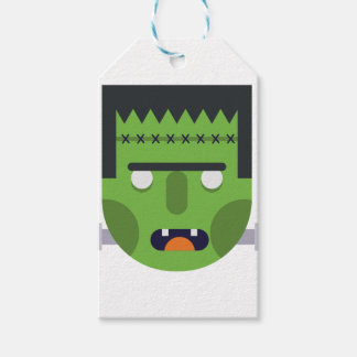 Green Monster Gift Tags