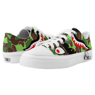 GREEN MONSTER SHOE DESIGN