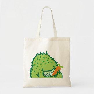 Green Monster Budget Tote Bag