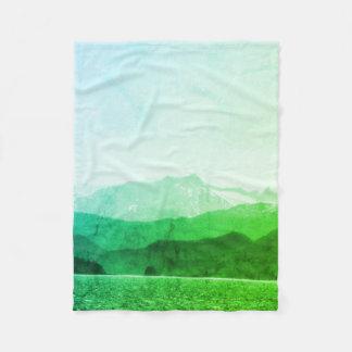 Green Mountains Blanket