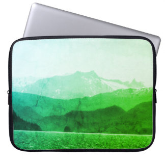Green Mountains Laptop Sleeve