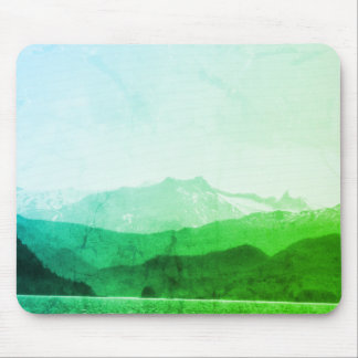 Green Mountains Mousepad