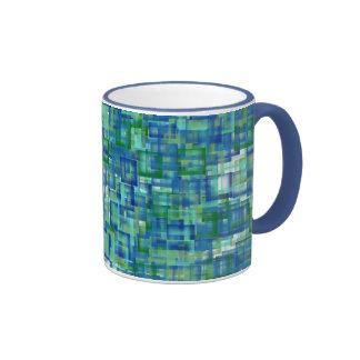Green Coffee Mugs