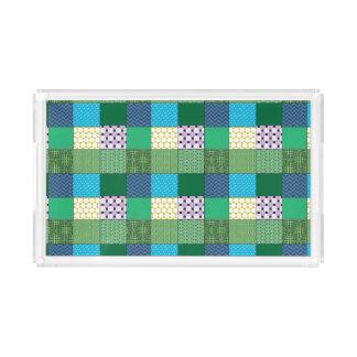 Green Multi Print Tray
