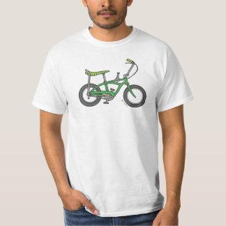 Green Muscle Bike Tee Shirt