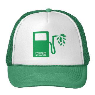 Green Nature Biofuel Trucker Hat