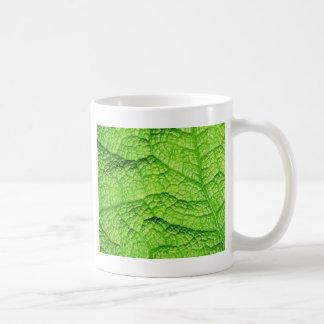 Green nature Leafs natural natural  Green Trees Ea Coffee Mugs