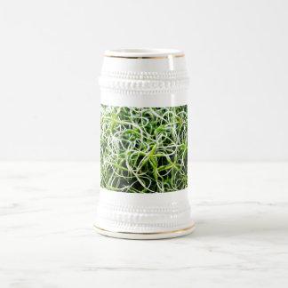 Green nature Leafs natural natural Green Trees Ea Coffee Mug