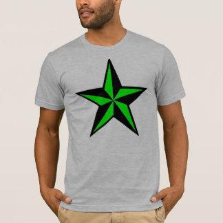 Green Nautical T-Shirt