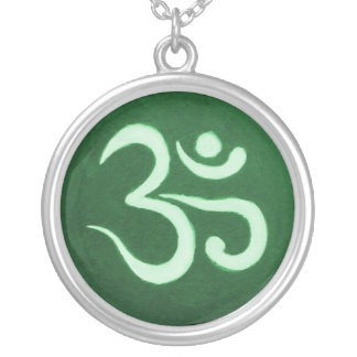 Green Ohm Necklace