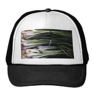 Green onions cap