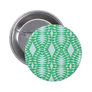 Green Optic 6 Cm Round Badge
