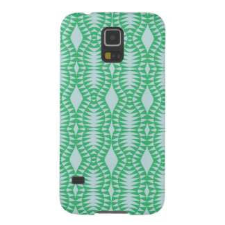 Green Optic Galaxy S5 Cases