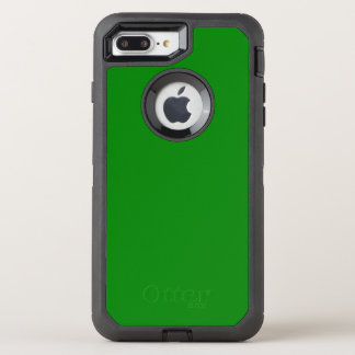 Green OtterBox Defender iPhone 7 Plus Case